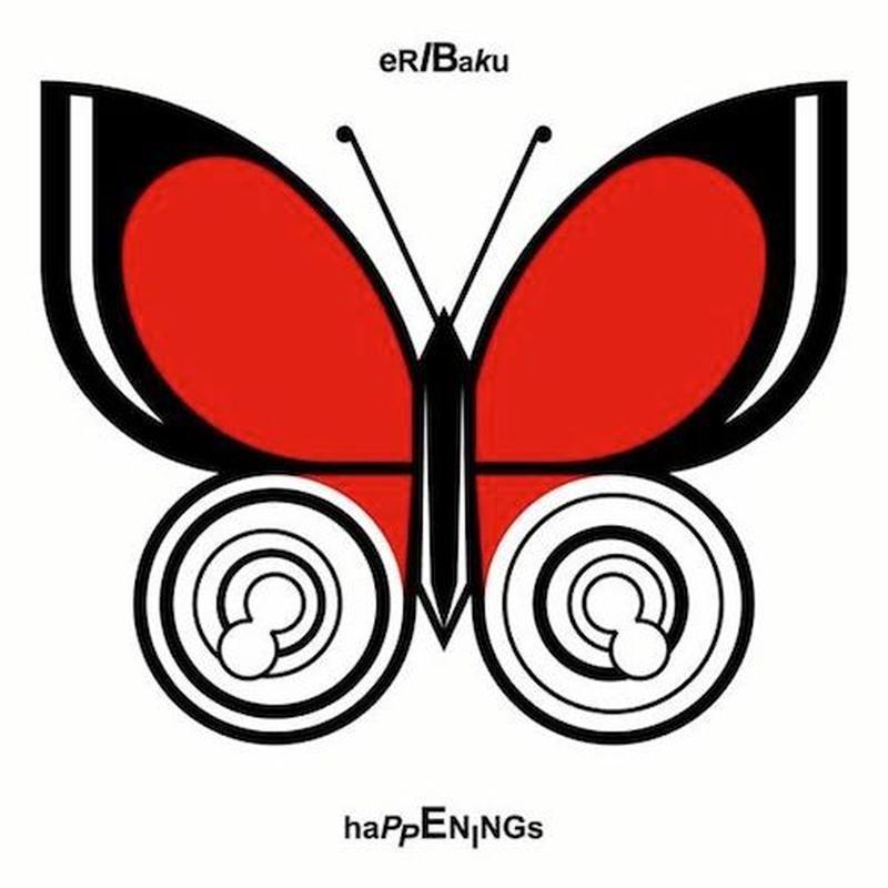 (CD) ERIBAKU / happenings