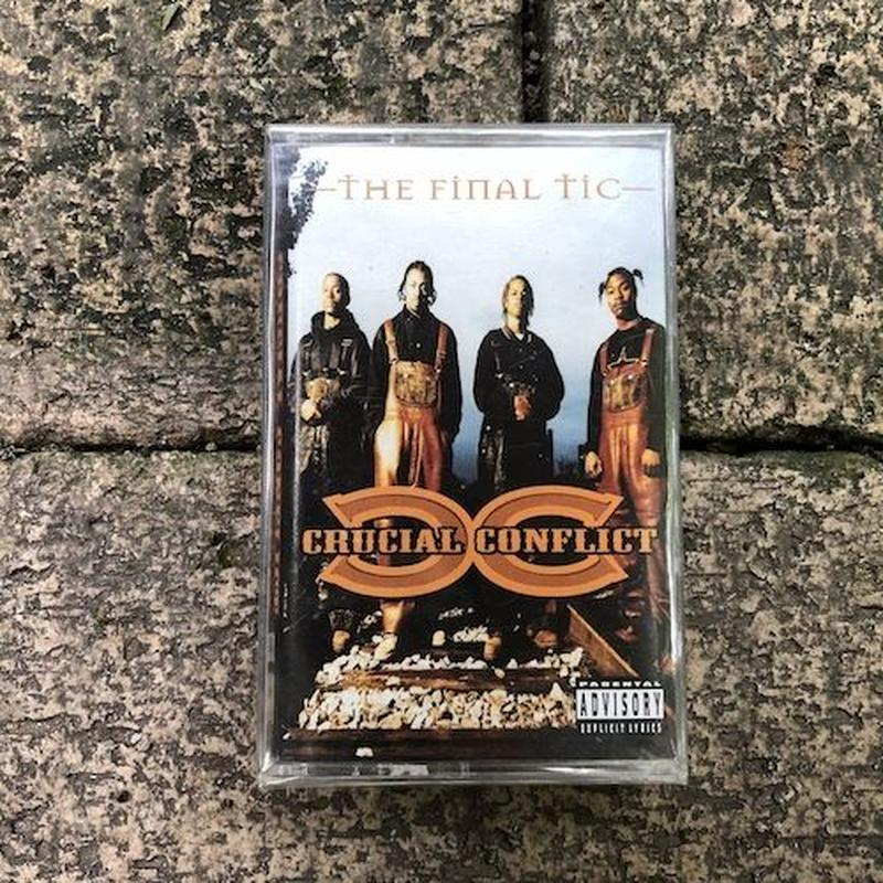 (TAPE) rucial onflict / The Final Tic  <R&B / HIPHOP>