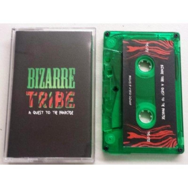 (TAPE) Bizarre Tribe:A Quest To The Pharcyde /Bizarre Tribe -Cassette Tape-