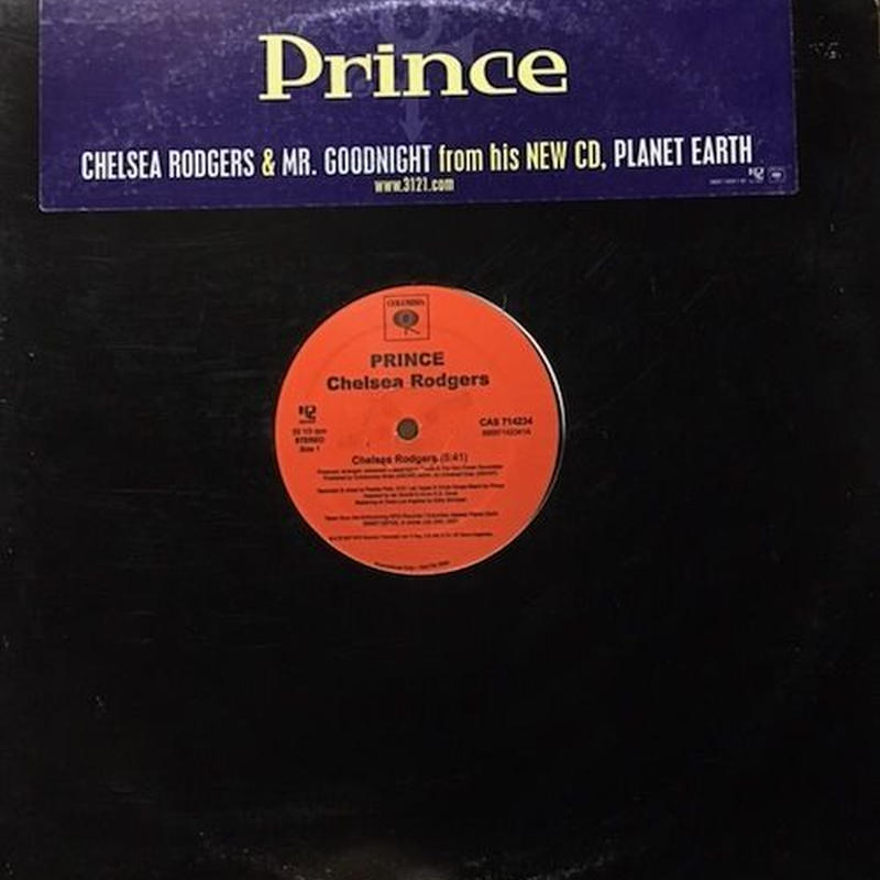 """(12""""/ used) PRINCE / Chelsea Rodgers   <FUNK / SOUL / BOOGIE>"""