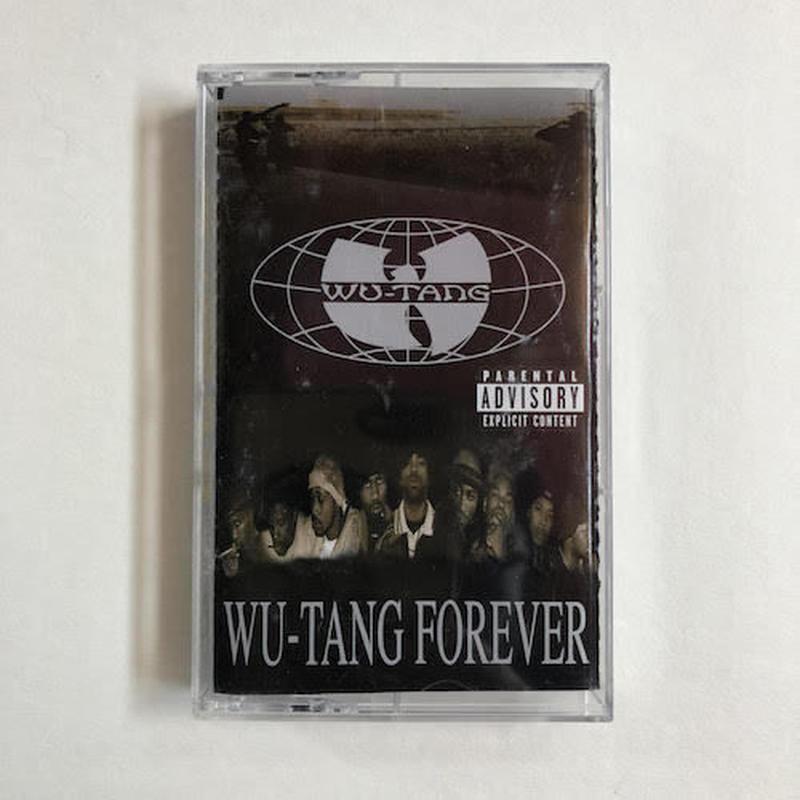 (TAPE) WU-TANG CLAN / WU-TANG FOREVER       <HIPHOP / RAP>