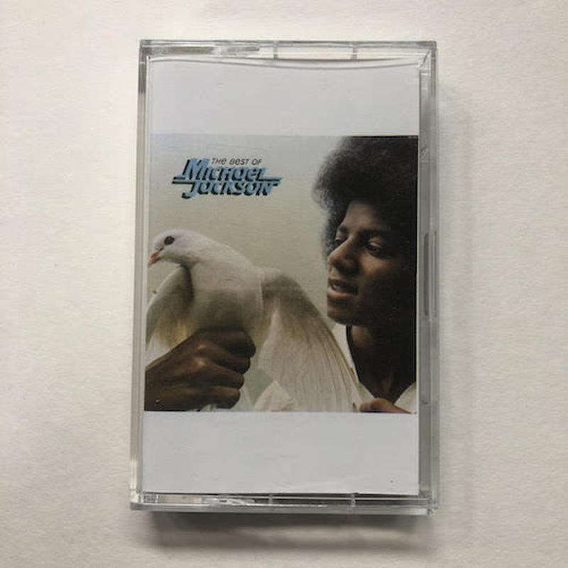 (TAPE) MICHAEL JACKSON / The Best of MICHAEL JACKSON   <soul / boogie>