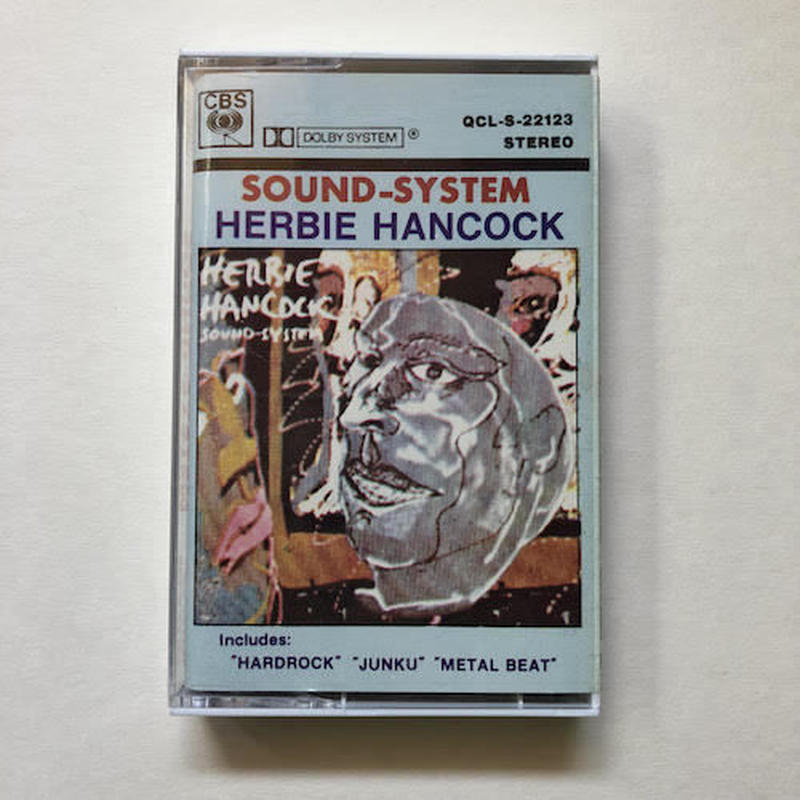 (TAPE) HERBIE HANCOCK / Sound - System    <electro / jazz funk>