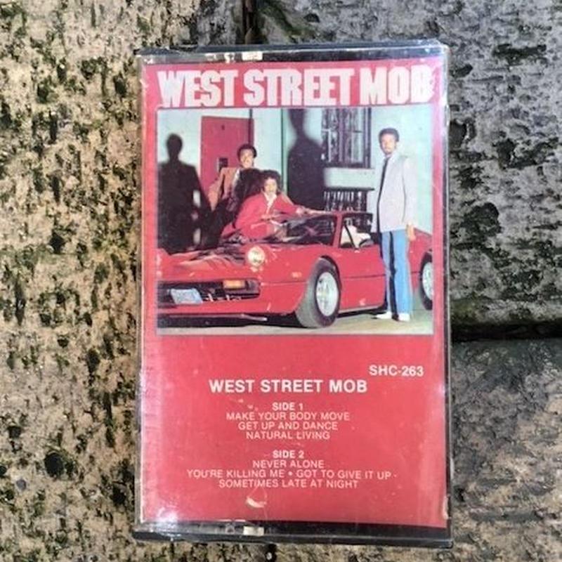 (TAPE) West Street Mob / West Street Mob  <DISCO / Boogie>