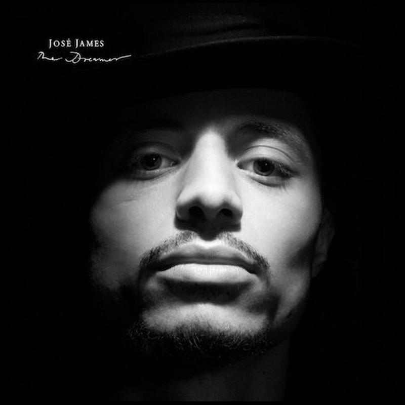 (LP) JOSE JAMES / The Dreamer         <R&B / soul>