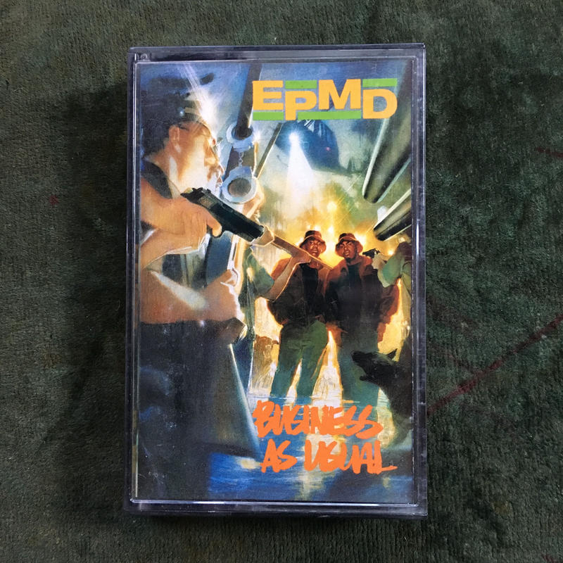 (TAPE) EPMD /Business As Usual     <hiphop/RAP>