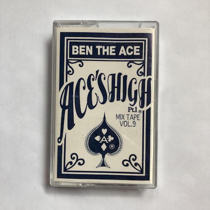 (MIXTAPE) BEN THE ACE / Ace's High Pt.1    <HIPHOP / RAP>