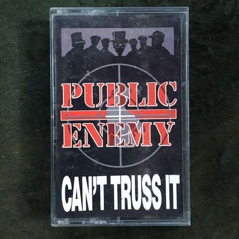 (TAPE) PUBLIC ENEMY / Can't Trust It    <HIPHOP/RAP>