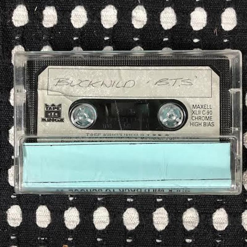 (MIXTAPE) BUCK WILD / Back to School '93    <mix / hiphop / rap >