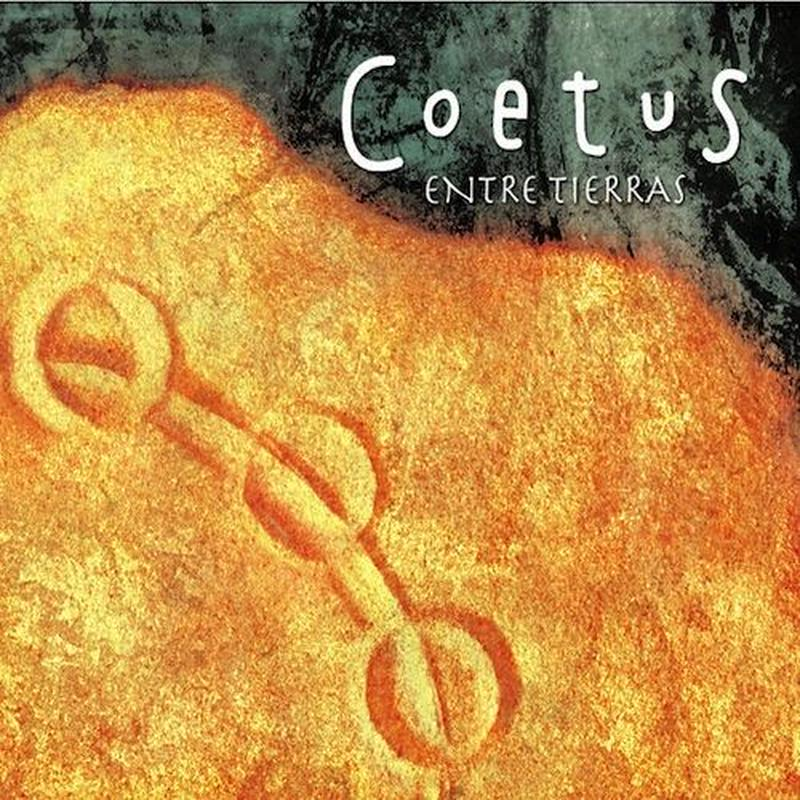 (CD) Coetus / Entre Tierras               <world / percussion>