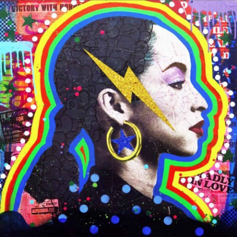 """(7"""") Sly5thAve & dj center / Paradise (feat. Thalma de Freitas)   <soul / R&B /downtempo>"""