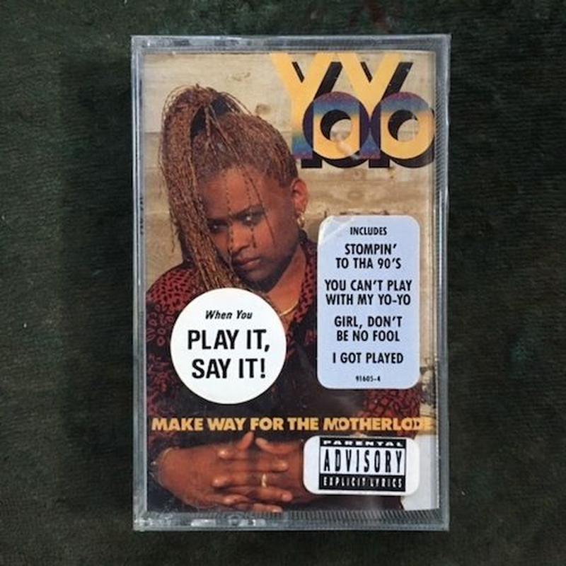 (TAPE) Yo-Yo / Make Way For The Motherlode     <HIPHOP / RAP>
