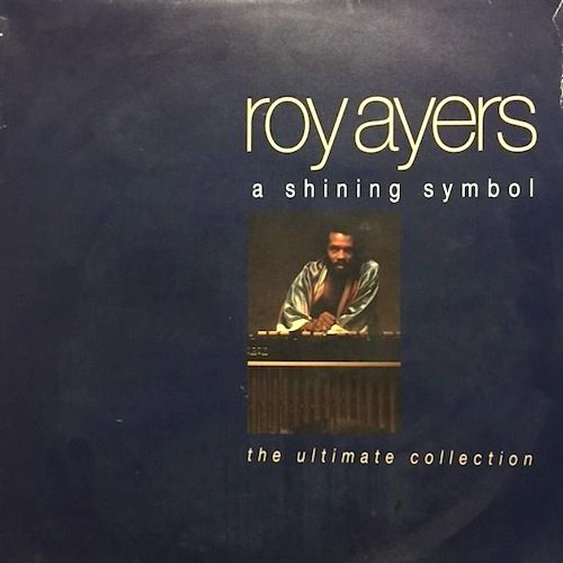 (2LP/ used) Roy Ayers ‎/  A Shining Symbol - The Ultimate Collection   <soul / boogie>