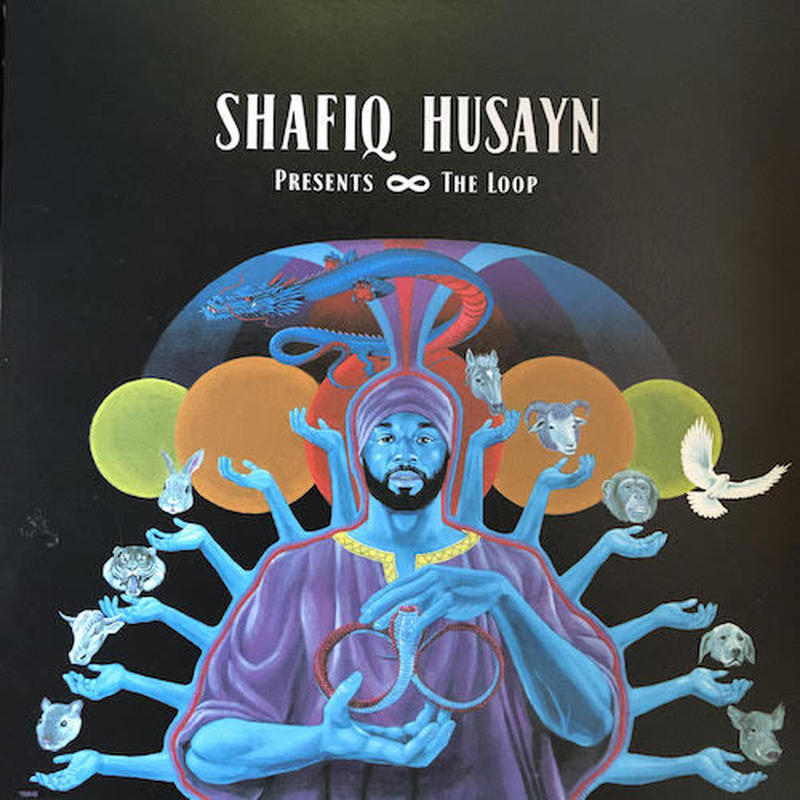 (2LP) Shafiq Husayn / The Loop  <HIPHOP / RAP>