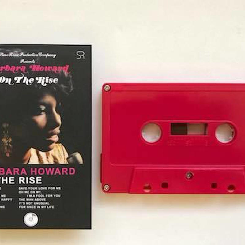 (TAPE) Barbara Howard / On The Rise   <soul / rare groove>