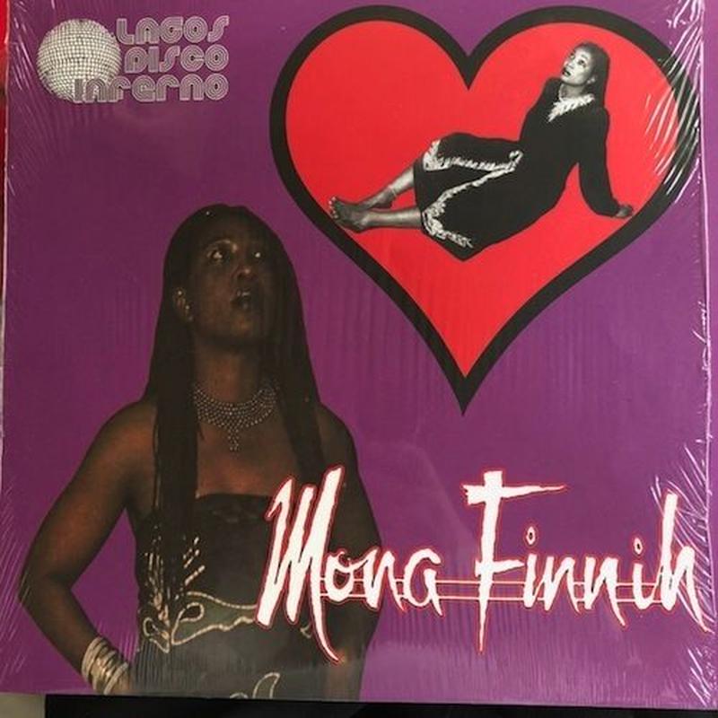 "(12"") Mona Finnih / I Love Myself   <afrobeat / funk>"
