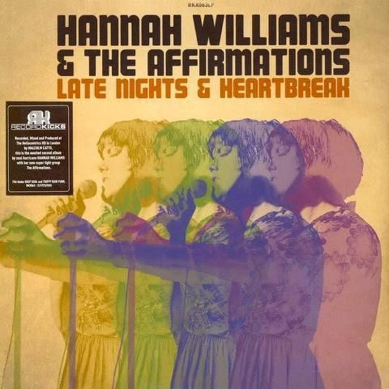 (2LP) Affirmations / Late Nights & Heartbreak  <soul / funk>
