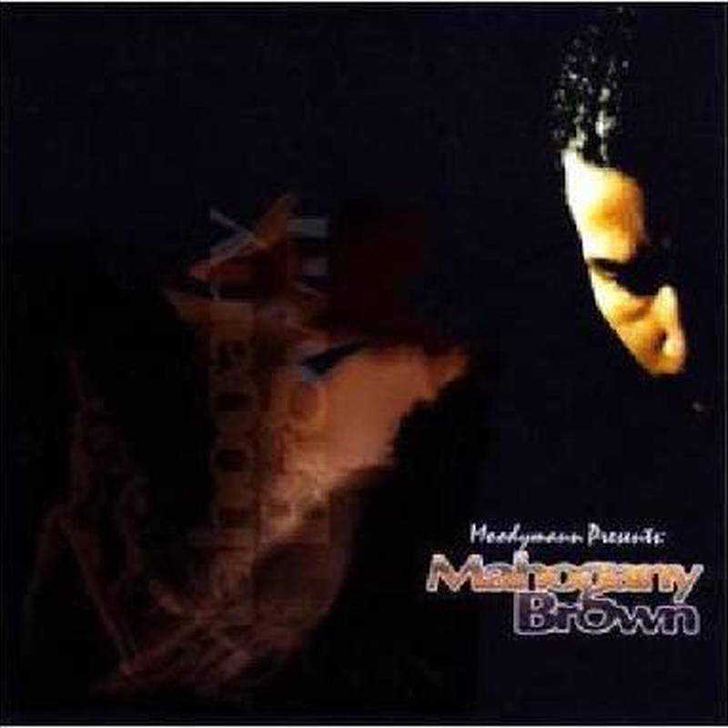 (2LP)moodymann / mahogany brown  <house / detroit>