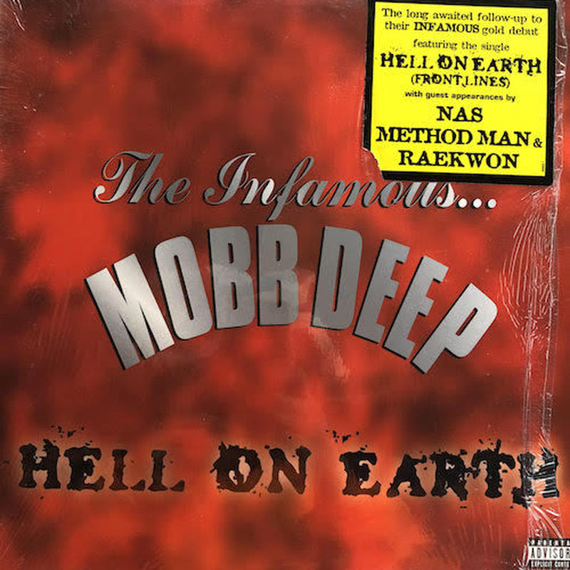 (2LP / used) MOBB DEEP / Hell On Earth   <HIPHOP / RAP>