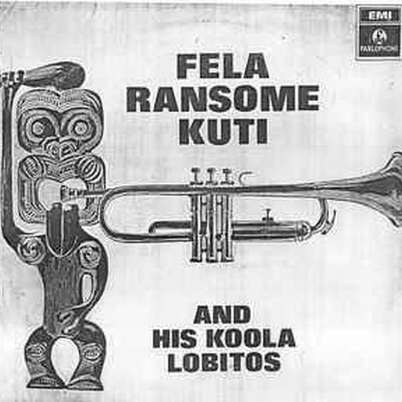 (LP) Fela Ransome Kuti & His Koola Lobitos / LP      <AFRO / Carib / jazz>