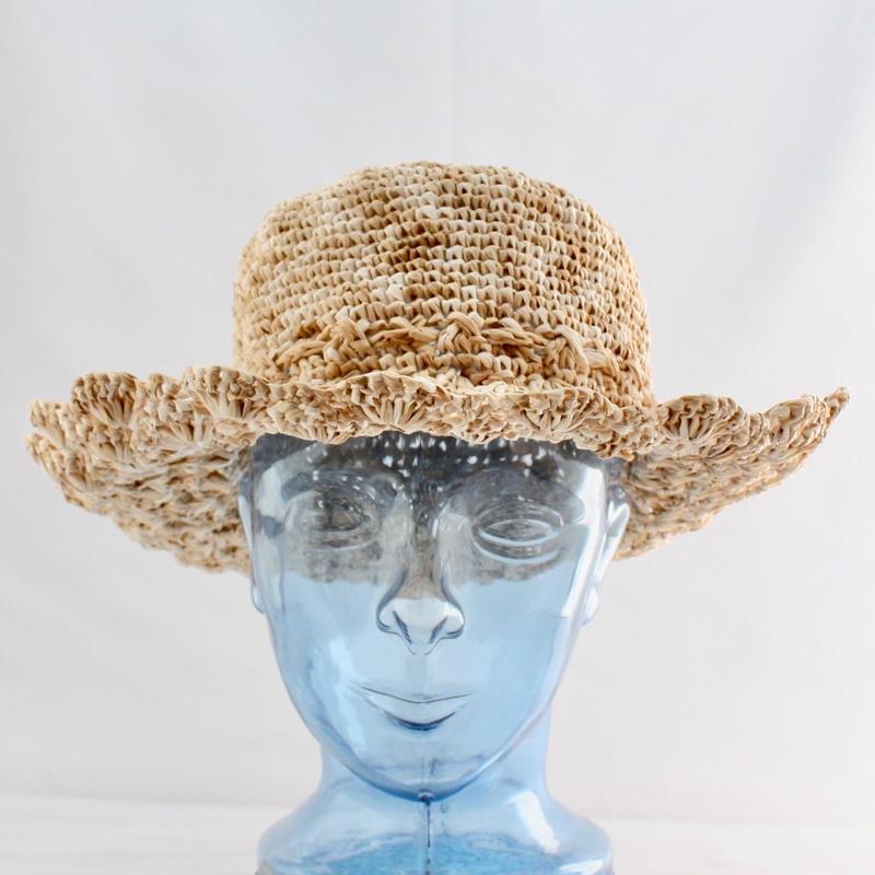 Straw Hat(ベージュ)