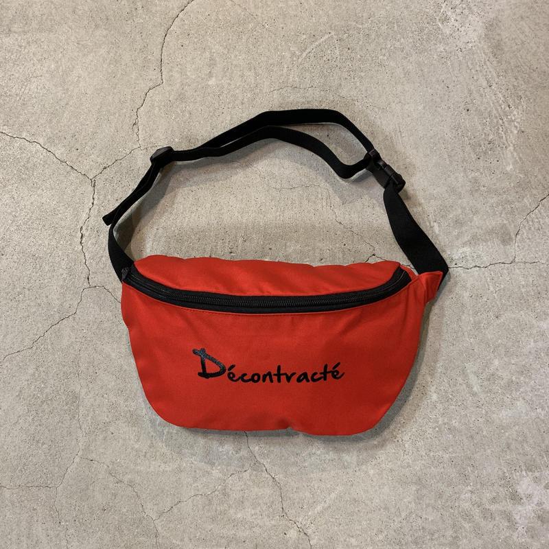 D19006《Body Bag》C/# RED