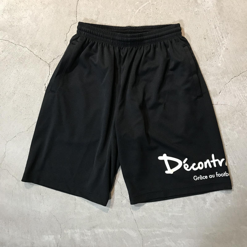 D18009《Dry Practice Pants》C/# BLACK