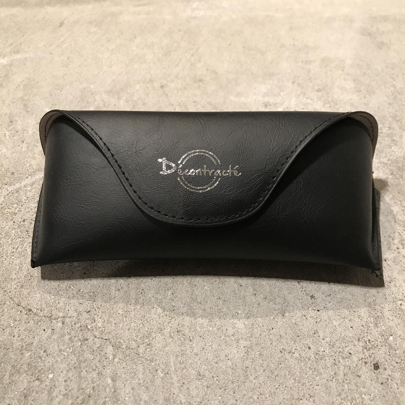 Glasses Case C/#  BLACK