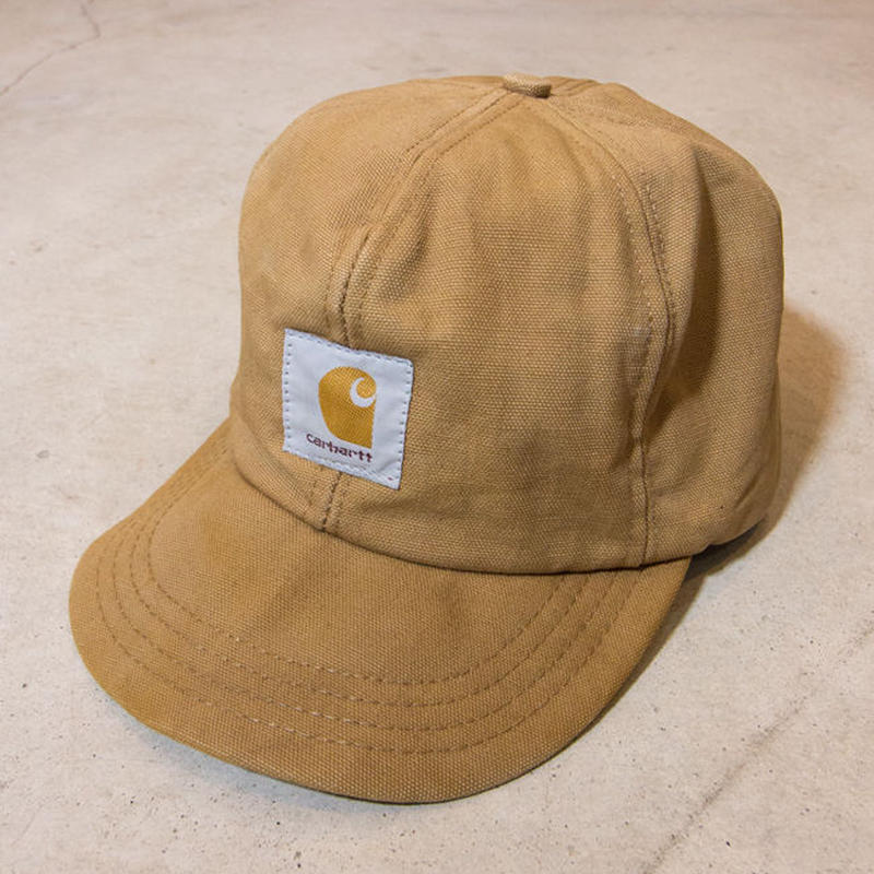 90's Carhartt Earflap Duck Cap カーハート 耳当て付き アメリカ製