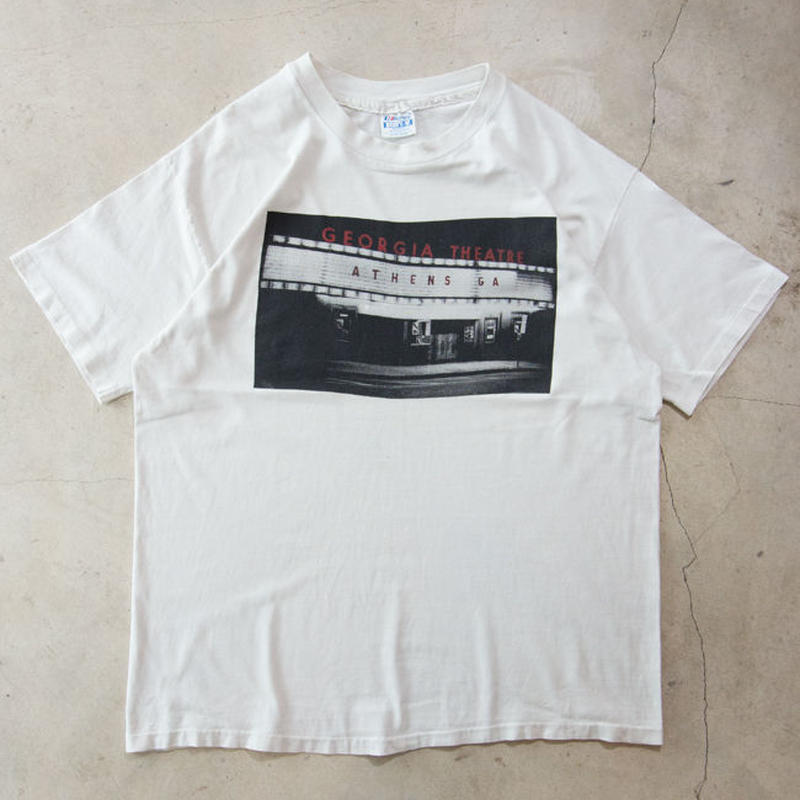 90's GEORGIA THEATRE S/S T-shirts ジョージアシアター