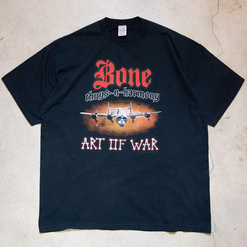 90's Bone Thugs-N-Harmony S/S T-shirts Hip Hop ヒップホップ 2XL