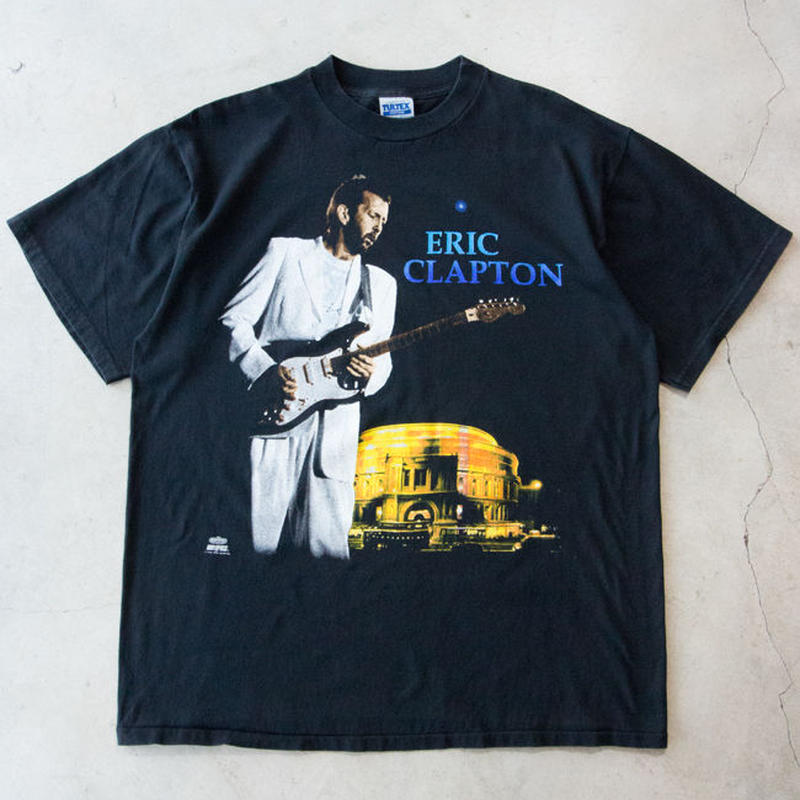 '93 Eric Clapton Vintage S/S T-shirts エリック・クラプトン XL