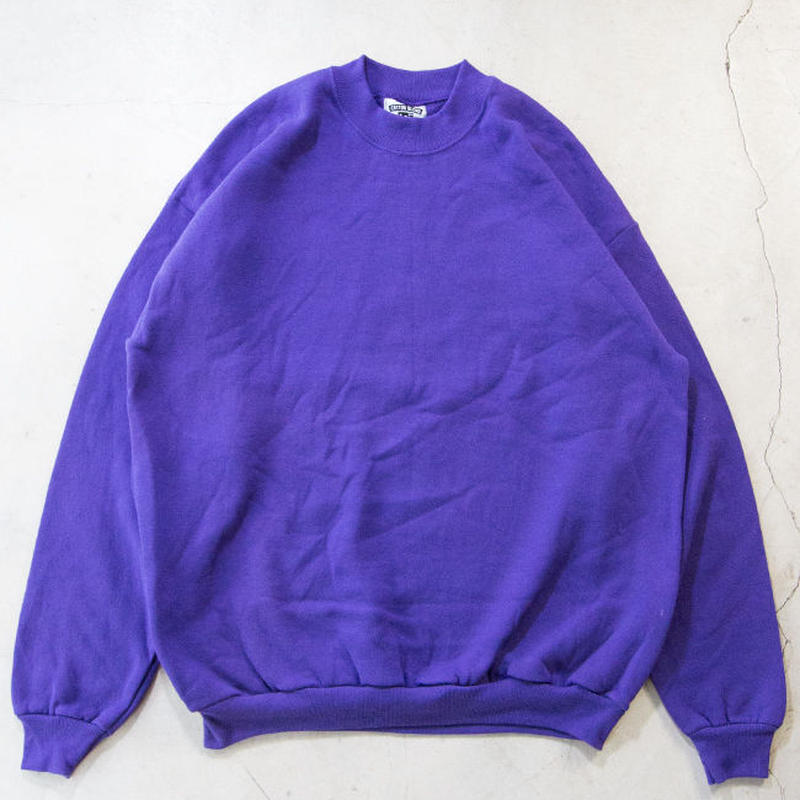 NOS 90's Lee Plain L/S Sweatshirts デッドストック XL