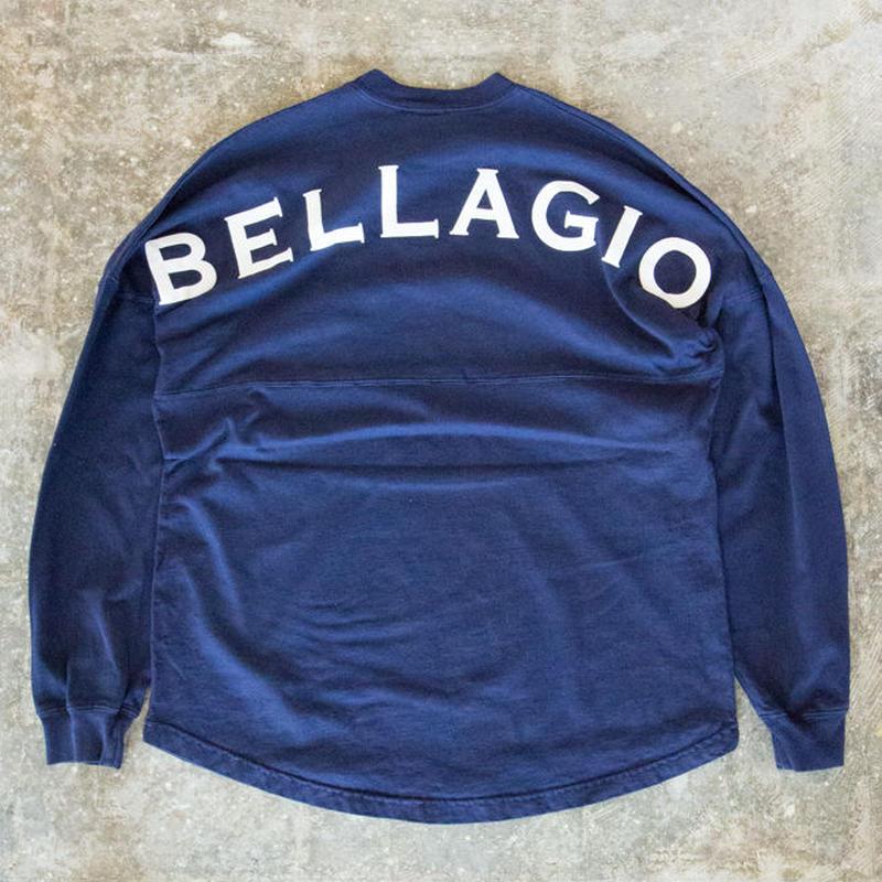 BELLAGIO Souvenir Football Shirts ストリート