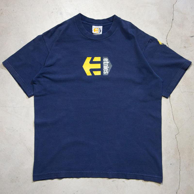 etnies Logo S/S Tee エトニーズ スケートボード アメリカ製
