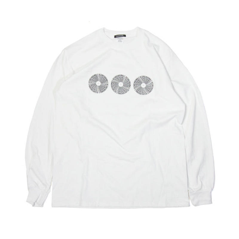 DESIRE ORIGINALS Technics L/S T-shirts