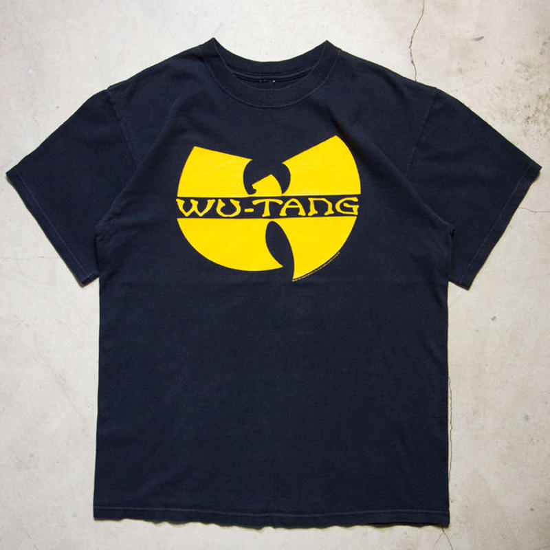 '07 Wu-Tang Clan S/S T-shirtsウータンクラン  ラップT