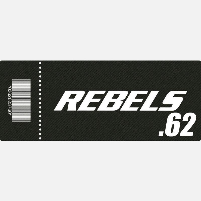 【TICKET】REBELS.62 B席 2019.8.10 後楽園ホール