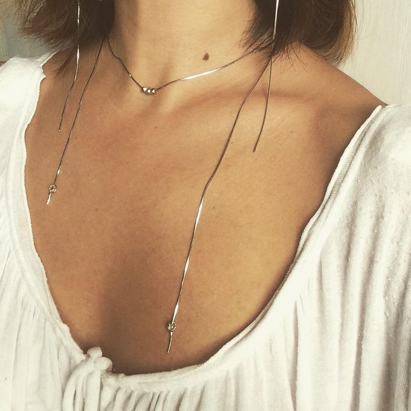 Free style chain neckless