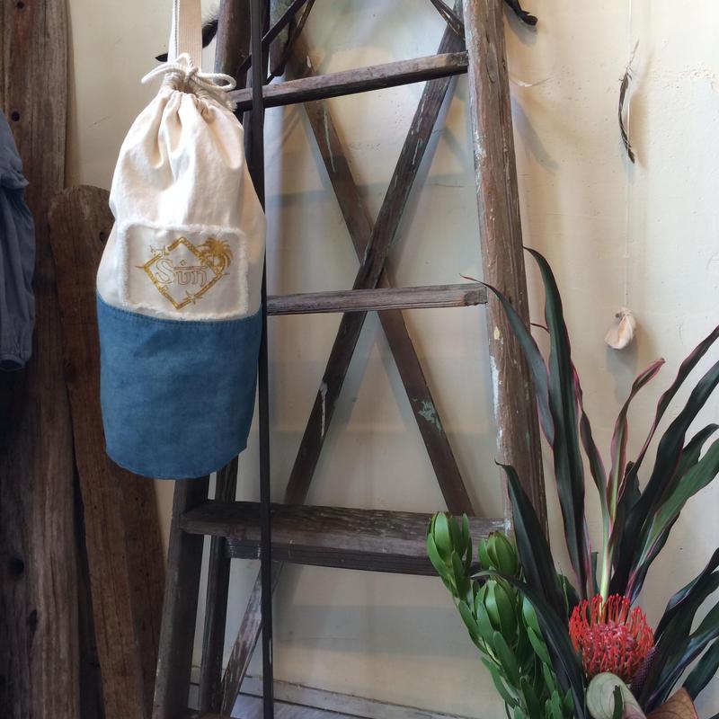 Mini laundry bag