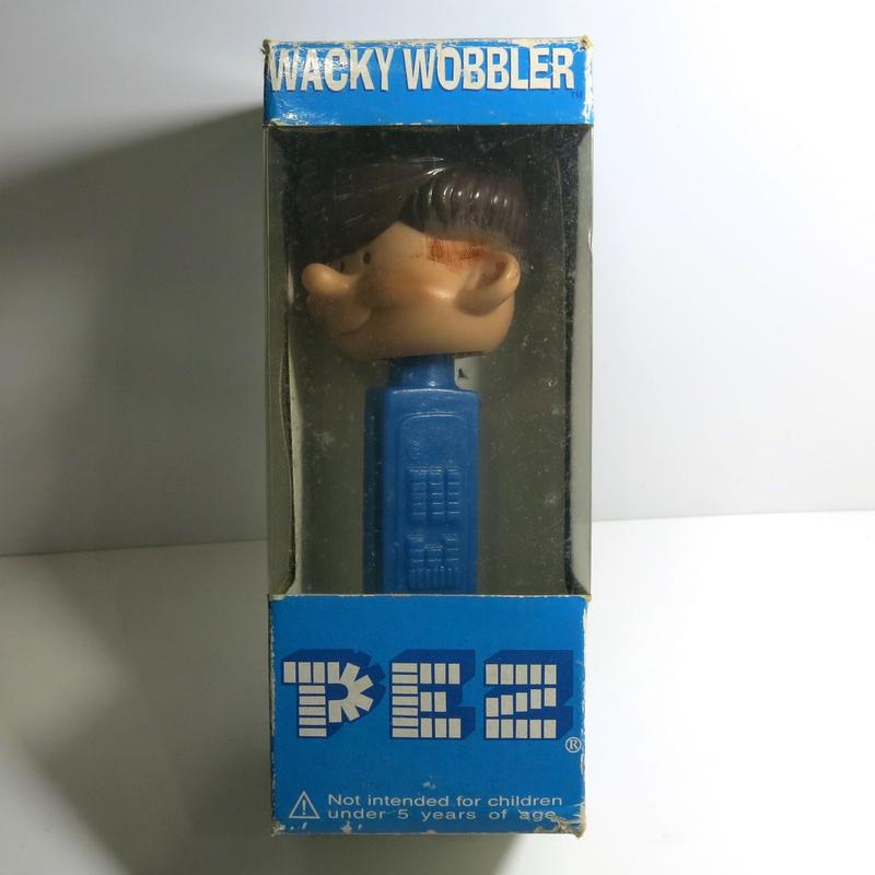 Funko -Wacky Wobbler-Bobble Head(ボビングヘッド):PEZ