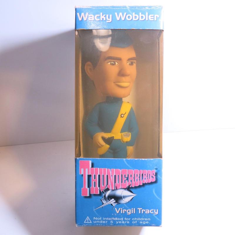 Funko -Wacky Wobbler-Bobble Head(ボビングヘッド):サンダーバード  Virgil Tracy