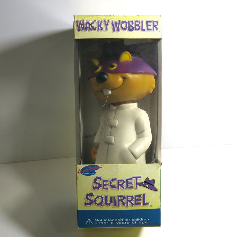 Funko -Wacky Wobbler-Bobble Head(ボビングヘッド):秘密探偵クルクル