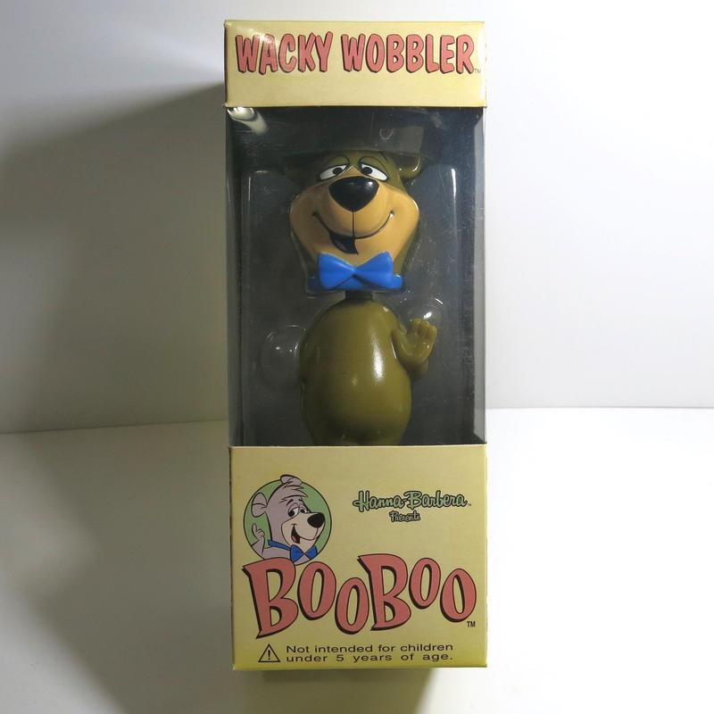 Funko -Wacky Wobbler-Bobble Head(ボビングヘッド):BooBoo(ブーブー)