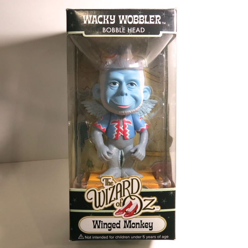 Funko -Wacky Wobbler-Bobble Head(ボビングヘッド):THE WIZARD OF OZ   WINGED MONKEY