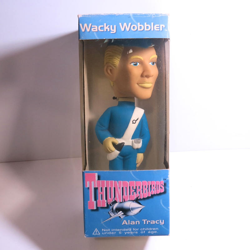 Funko -Wacky Wobbler-Bobble Head(ボビングヘッド):サンダーバード  AlanTracy