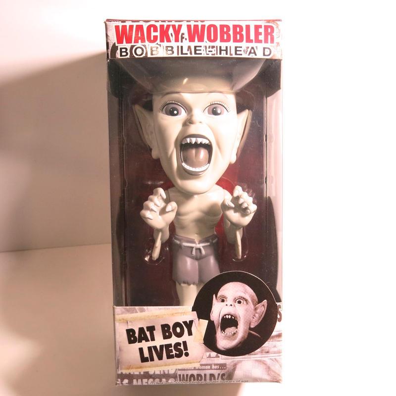 Funko -Wacky Wobbler-Bobble Head(ボビングヘッド):BAD BOY