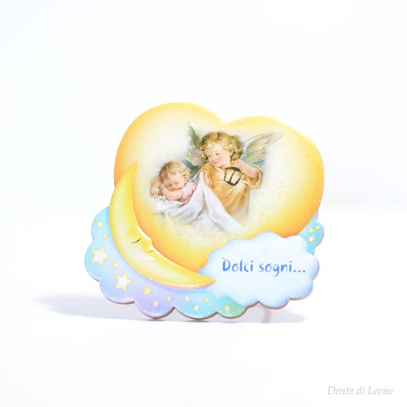 オブジェ(赤ちゃんと天使)