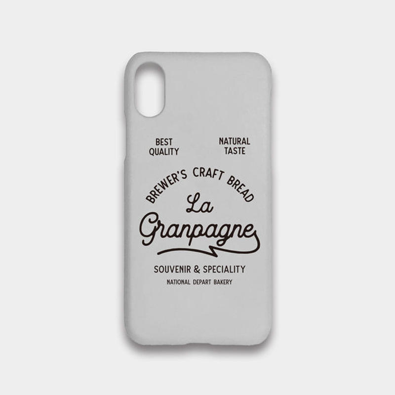 ANNIVERSARY PHONE CASE GRAY