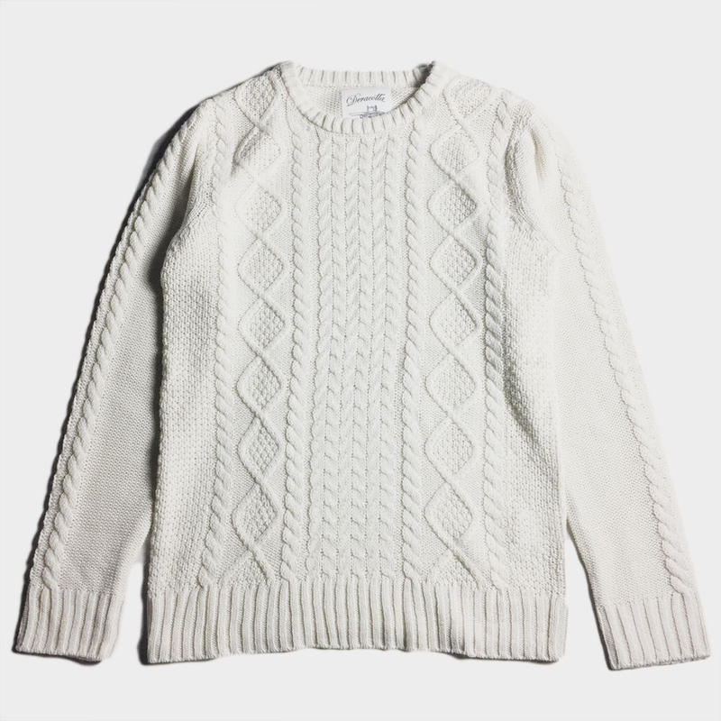 FISHERMAN SWEATER (2 SIZE)